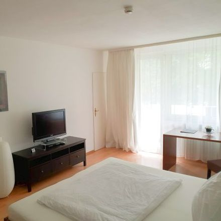 Rent this 1 bed apartment on Wielandstraße 33 in 60318 Frankfurt, Germany