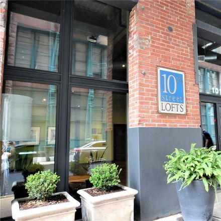 Rent this 2 bed loft on 1010 Saint Charles Street in Saint Louis, MO 63101