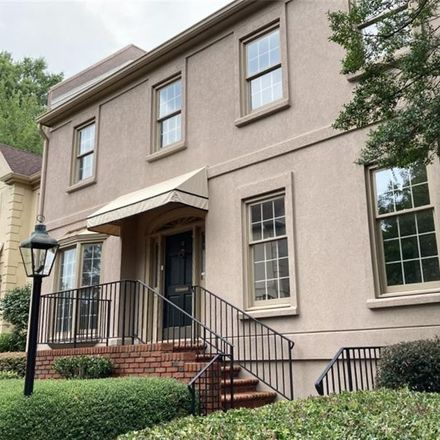 Rent this 3 bed townhouse on Peachtree Road Northeast in Atlanta, GA 30305