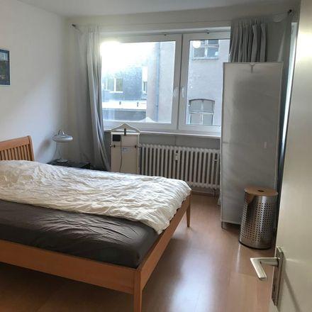 Rent this 1 bed apartment on Kindertagesstätte in Körnerstraße 93, 50823 Cologne