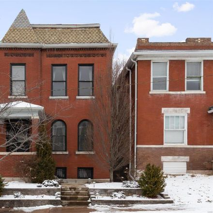 Rent this 3 bed house on 3859 Botanical Avenue in City of Saint Louis, MO 63110