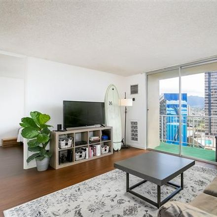 Rent this 1 bed condo on The Pavilion at Waikiki in 1925 Kalakaua Avenue, Honolulu