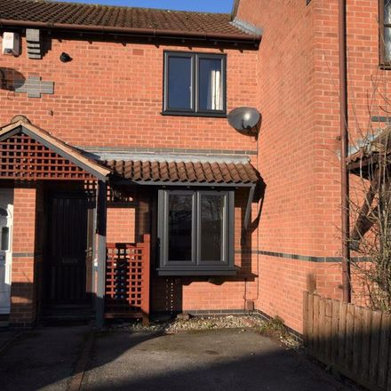 Rent this 2 bed house on Brendon Grove in Rushcliffe NG13 8SX, United Kingdom