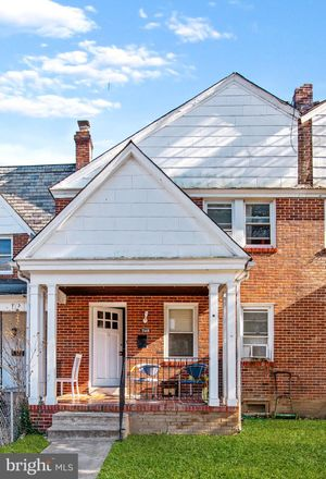 Rent this 3 bed townhouse on 729 Mount Holly Street in Baltimore, MD 21229