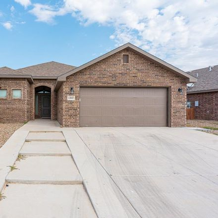 Rent this 4 bed house on 1307 Rattler Lane in Midland, TX 79705