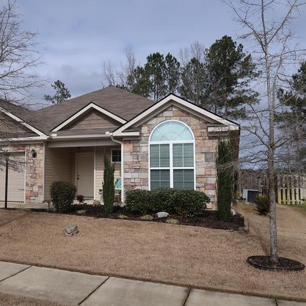 Rent this 3 bed house on 712 Neville St in Grovetown, GA