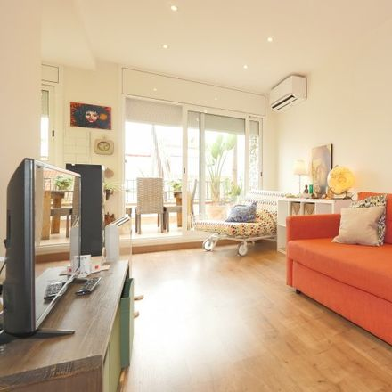 Rent this 1 bed apartment on Papereria Cots in Carrer de Parcerisa, 08014 Barcelona
