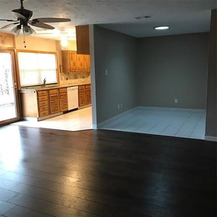 Rent this 3 bed house on 1329 Paris Drive in Garland, TX 75040