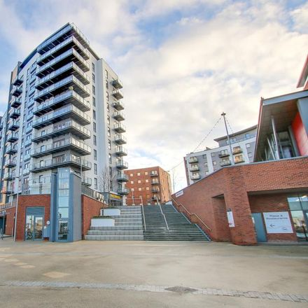 Rent this 2 bed apartment on Austen Heights Centenary Plaza in 1-42 John Thorneycroft Road, Southampton SO19 9UE