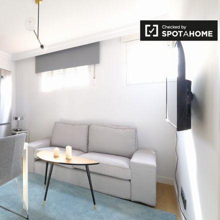 Rent this 1 bed apartment on Calle de Antonio Zamora in 3, 28011 Madrid