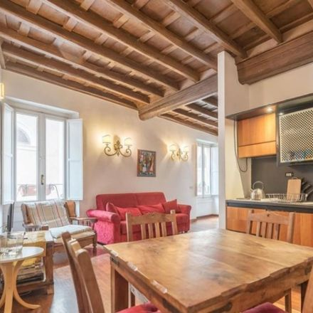 Rent this 3 bed apartment on Via della Panetteria in 00187 Rome Roma Capitale, Italy