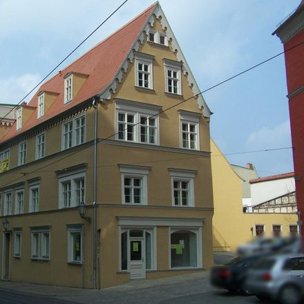 Rent this 1 bed apartment on Bärgasse 9 in 06108 Halle (Saale), Germany