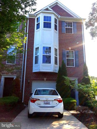 Rent this 3 bed townhouse on 3350 Castle Ridge Cir in Silver Spring, MD