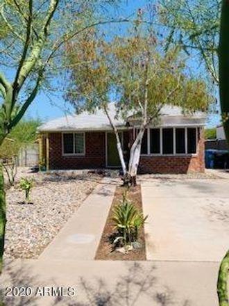 Rent this 2 bed house on 1530 East Diamond Street in Phoenix, AZ 85006