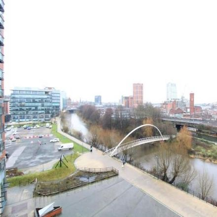 Rent this 2 bed apartment on Whitehall Waterfront in Riverside Way, Leeds LS1 4EE