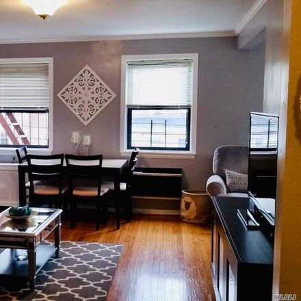 Rent this 1 bed condo on 215th Pl in Bayside, NY