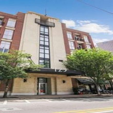Rent this 1 bed condo on 123 Luckie Lofts in 123 Luckie Street Northwest, Atlanta