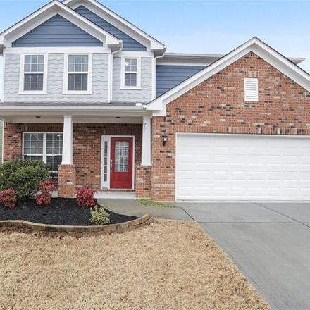 Rent this 4 bed house on 6231 Pierless Avenue in Sugar Hill, GA 30518