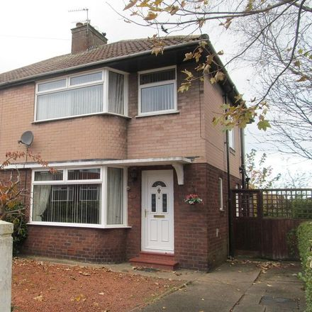 Rent this 3 bed house on Knowe Park Avenue in Carlisle CA3 9EN, United Kingdom