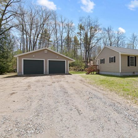 Rent this 3 bed house on 180 Poland Spring Road in Casco, ME 04015