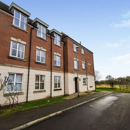 Rent this 2 bed apartment on Maximus Road in Hykeham Moor LN6 8JT, United Kingdom