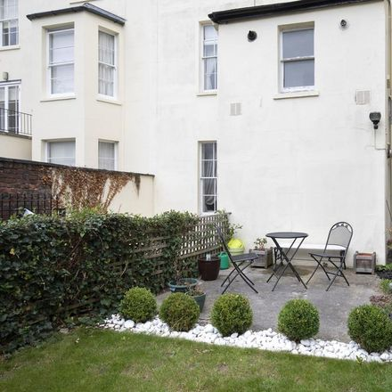 Rent this 2 bed apartment on Montpellier Grove in Cheltenham GL50 1XA, United Kingdom
