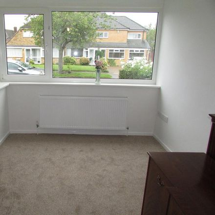 Rent this 3 bed house on Saint Mawes Close in Widnes WA8 7NR, United Kingdom