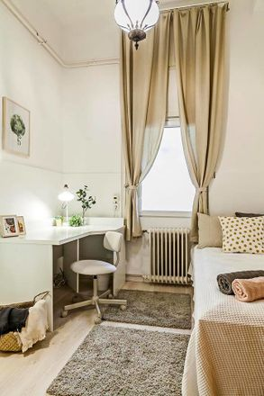 Rent this 6 bed room on Budapest in Vámház krt. 8, 1053 Ungheria