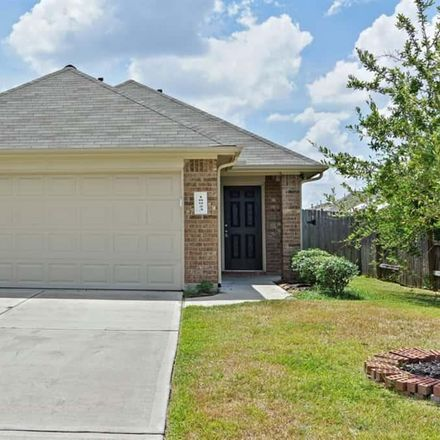 Rent this 3 bed house on 18947 Dennington Drive in Harris County, TX 77449