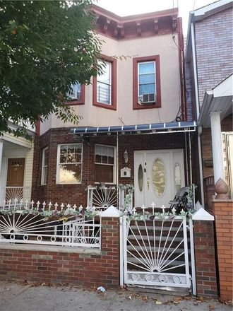 Rent this 5 bed townhouse on 52 Nichols Avenue in New York, NY 11208