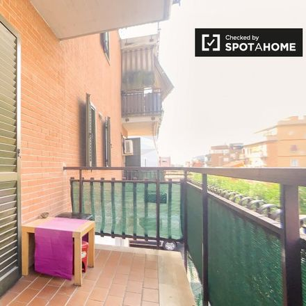 Rent this 1 bed apartment on Quartiere XXVII Primavalle in Via Gerolamo Seripando, 00167 Rome RM