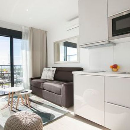 Rent this 1 bed apartment on Castelldefels in la Pineda, CATALONIA