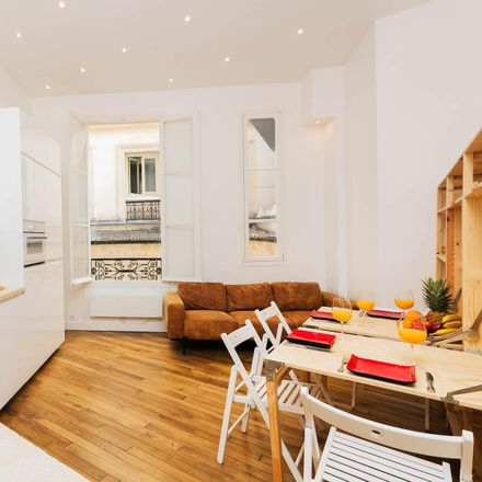Rent this 2 bed apartment on 34 Rue Victor Massé in 75009 Paris, France