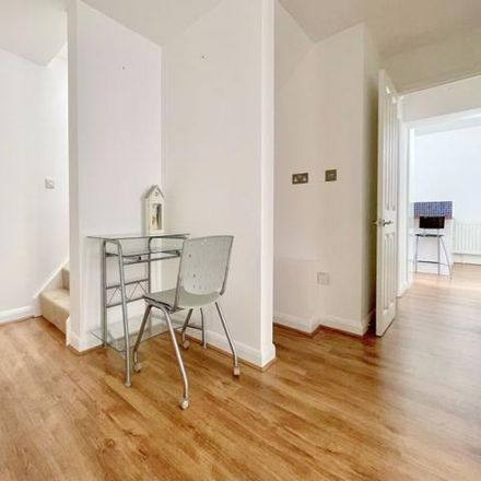 Rent this 3 bed house on Clarence Gardens in London Road West, Bath