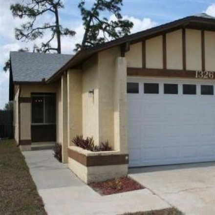 Rent this 3 bed house on 1302 Spring Lite Way in Orange County, FL 32825