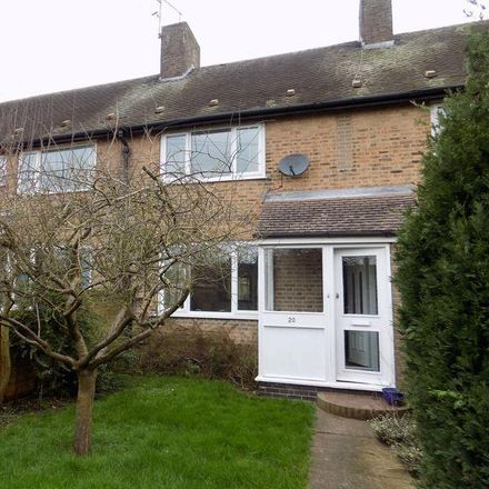 Rent this 2 bed house on Trenchard Close in Rushcliffe NG13 8HF, United Kingdom