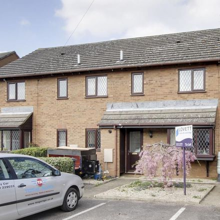 Rent this 2 bed house on Ware Road in St Neots PE19 1DL, United Kingdom