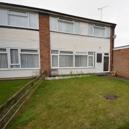 Rent this 3 bed house on Clarkes Way in Houghton Regis LU5 5BH, United Kingdom
