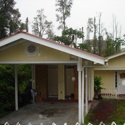 Rent this 2 bed house on Mauna Kea Dr in Keaau, HI