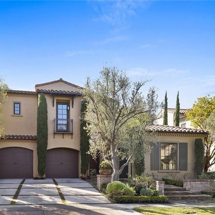 Rent this 5 bed house on 22 Canyon Terrace in Irvine, CA 92603