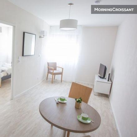 Rent this 1 bed apartment on Université régionale des métiers et de l'artisanat in Boulevard Saint-Roch, 84000 Avignon