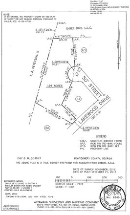 Rent this 0 bed apartment on Lakewood Dr in Vidalia, GA