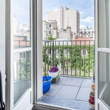Rent this 2 bed apartment on Rue de Lancry in 75010, Paris