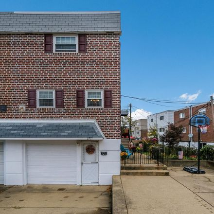 Rent this 3 bed townhouse on 2771 Mower Street in Philadelphia, PA 19152