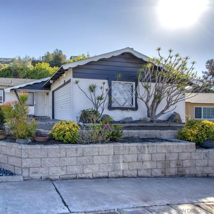 Rent this 3 bed house on 1527 Primera Street in Lemon Grove, CA 91945