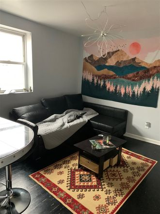 Rent this 1 bed apartment on 109 5th Street in Hoboken, NJ 07030