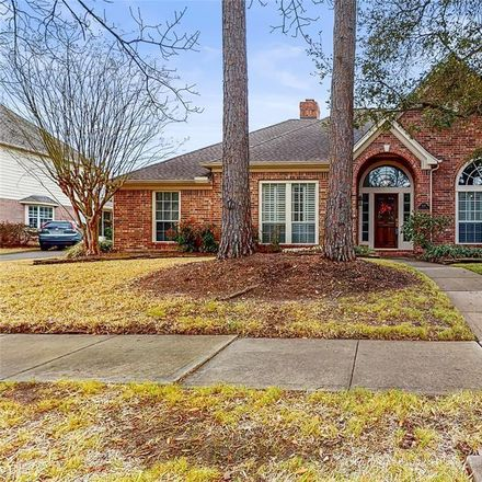 Rent this 3 bed house on 4119 Pine Crest Trail in Houston, TX 77059