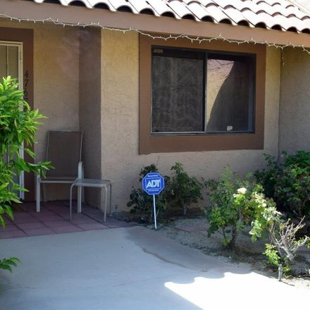 Rent this 2 bed condo on 47670 Desert Sage Court in Palm Desert, CA 92260