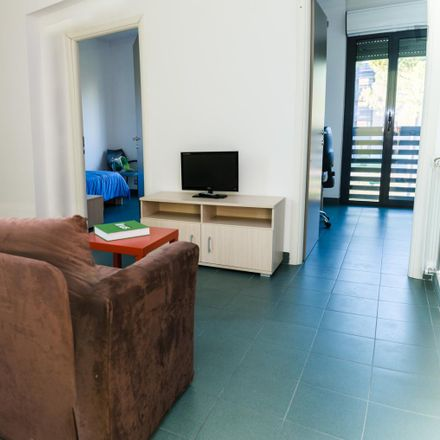 Rent this 2 bed room on 1B in Via di Passo Lombardo, 341