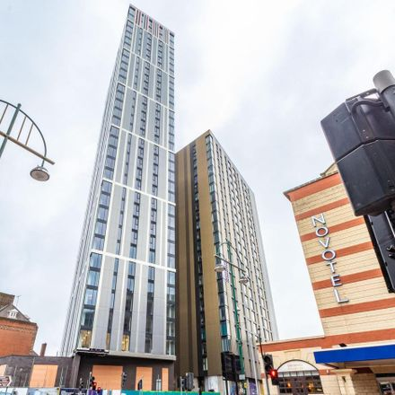 Rent this 1 bed apartment on The Bank One in Sheepcote Street, Birmingham B16 8WF